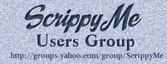 ScrippyMe Users Group